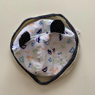ニシマツヤ(西松屋)のベビー帽子 50センチ(帽子)