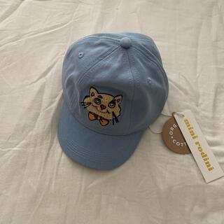 bobo chose - 21SS MINIRODINI キャップ 帽子 MINI RODINI
