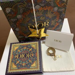 クリスチャンディオール(Christian Dior)のChristian Diorクリスチャンディオール指輪リング メタルゴールド(リング(指輪))