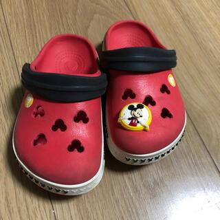 クロックス(crocs)のクロックス キッズ 子供 6c7(サンダル)
