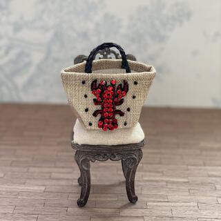 ドールバッグ ロブスタートート(スーツケース/キャリーバッグ)