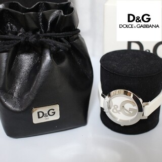 ドルチェアンドガッバーナ(DOLCE&GABBANA)のD&G ドルチェ&ガッバーナ  クオーツ レディース 腕時計 箱ケース付き(腕時計)