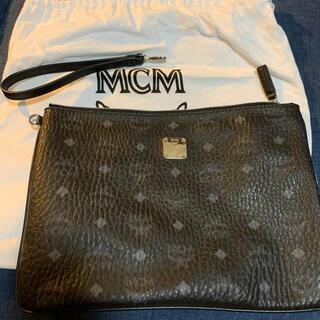 エムシーエム(MCM)のmcm クラッチバッグ(クラッチバッグ)