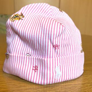 ラルフローレン(Ralph Lauren)のラルフローレン ベビー用 帽子 未使用(帽子)