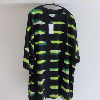 ドリスヴァンノッテン(DRIES VAN NOTEN)のdries van noten len lye メンズ Tシャツ(Tシャツ/カットソー(半袖/袖なし))