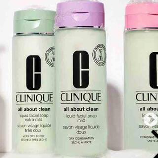 クリニーク(CLINIQUE)のクリニーク 洗顔(洗顔料)