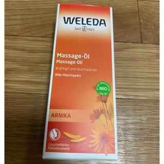 WELEDA - ヴェレダ アルニカ マッサージオイル 100ml