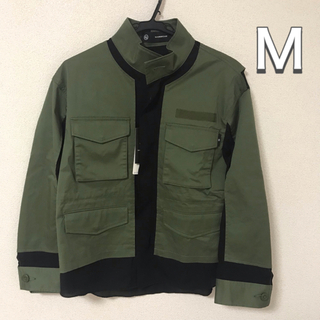 GU - 【未使用】GU×UNDERCOVER ミリタリージャケット Mサイズ