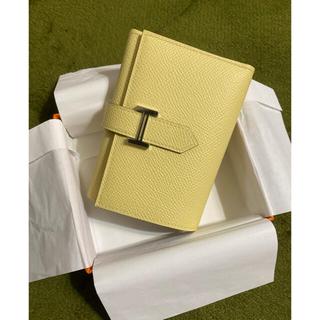 Hermes - お値下げしました🌸HERMES 新作 ベアンコンビネ 三つ折り財布 🌸