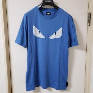 フェンディ(FENDI)のFENDI フェンディ Tシャツ 48(Tシャツ/カットソー(半袖/袖なし))