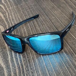 Oakley - メインリンク 偏光 ディープウォーター 釣り オークリー サングラス ブラック