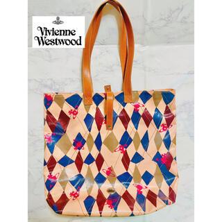 ヴィヴィアンウエストウッド(Vivienne Westwood)のヴィヴィアンウエストウッド オーブ トートバッグ(トートバッグ)