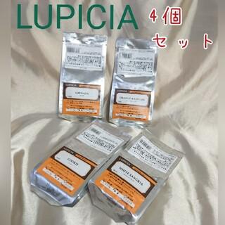 ルピシア(LUPICIA)の【専用】ルピシア LUPICIA フレーバーティー リーフ 50g 4点セット (茶)