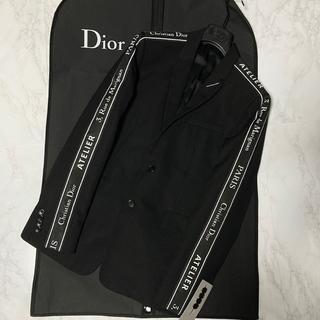 ディオールオム(DIOR HOMME)の【新品未使用タグ付】Dior homme 18ss Atelier Jacket(テーラードジャケット)