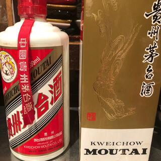 貴州茅台酒未開封2006年500ml 38%カートン(蒸留酒/スピリッツ)