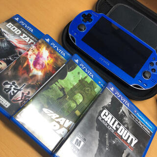 PlayStation Vita - PlayStation vita セット