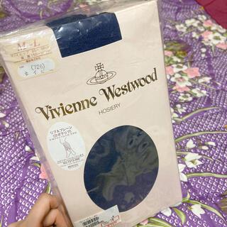 ヴィヴィアンウエストウッド(Vivienne Westwood)のVivienneWestwood タイツ ひざ下リブ(タイツ/ストッキング)