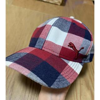 プーマ(PUMA)のプーマ帽子(キャップ)