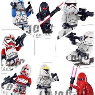 LEGO互換製品 スタウォーズ 風 ミニフィグ おもちゃ 組み立て(SF/ファンタジー/ホラー)
