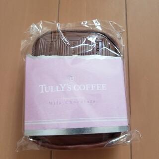 タリーズコーヒー(TULLY'S COFFEE)の新品 タリーズ エコバッグ エコバック サブバック(エコバッグ)