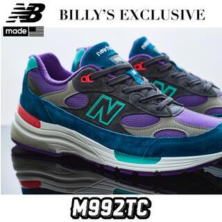 ニューバランス(New Balance)の新品 限定 New Balance M992TC Made in USA 希少(スニーカー)