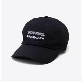 ネイバーフッド(NEIGHBORHOOD)のNHWDS/C-CAP / BLACK (211ELWSN-HT02S)(キャップ)