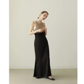 トゥデイフル(TODAYFUL)のlouren mermaid pleats skirt(ロングスカート)