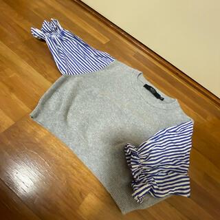 アズールバイマウジー(AZUL by moussy)のアズールバイマウジー AZUL by moussy キッズ 100(Tシャツ/カットソー)