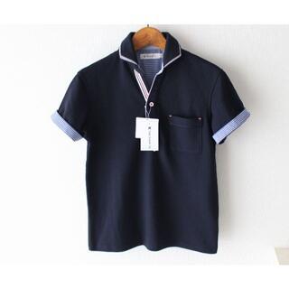 タケオキクチ(TAKEO KIKUCHI)の新品タケオキクチTHE SHOP TK半袖 キッズ ポロシャツ150 子供服(Tシャツ/カットソー)