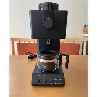 ツインバード(TWINBIRD)のツインバード・コーヒーメーカー(CM-D457)3カップ用(コーヒーメーカー)