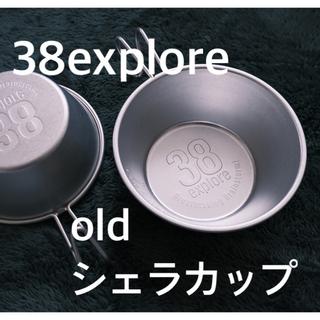 バリスティクス(BALLISTICS)の新品未使用品】オールド38シェラカップ old 38explore(食器)