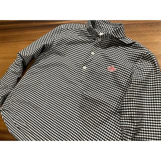 DANTON - 【美品】ダントン プルオーバーシャツ 40L