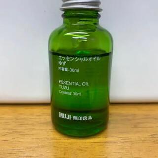 MUJI (無印良品) - 無印良品 ブレンドエッセンシャルオイル・ゆず30ml