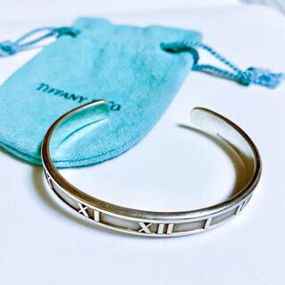 Tiffany & Co. - ティファニー Tiffany&Co. バングル ブレスレット アトラス
