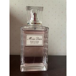 Christian Dior - 【Dior】ミス ディオール シルキー ボディ ミスト 100ml