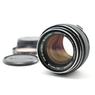 オリンパス(OLYMPUS)のOLYMPUS G.ZUIKO AUTO-S 50mm F1.4  0270(レンズ(単焦点))