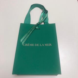 ドゥ・ラ・メール ショッパー ショップ袋 紙袋