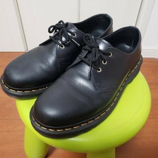 ドクターマーチン(Dr.Martens)のドクターマーチン 3ホール 黒(ブーツ)
