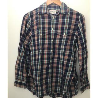 デニムアンドサプライラルフローレン(Denim & Supply Ralph Lauren)のネルシャツ(シャツ/ブラウス(長袖/七分))