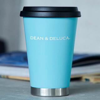 DEAN & DELUCA - 新品 DEAN&DELUCA 限定色タンブラー  アイスブルー カフェ限定