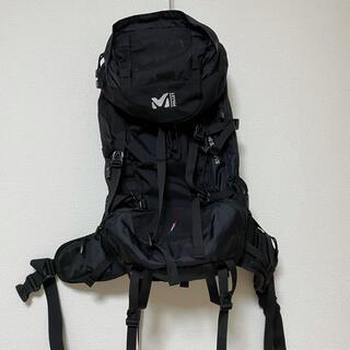 ミレー(MILLET)のミレー リュック ブラック(登山用品)