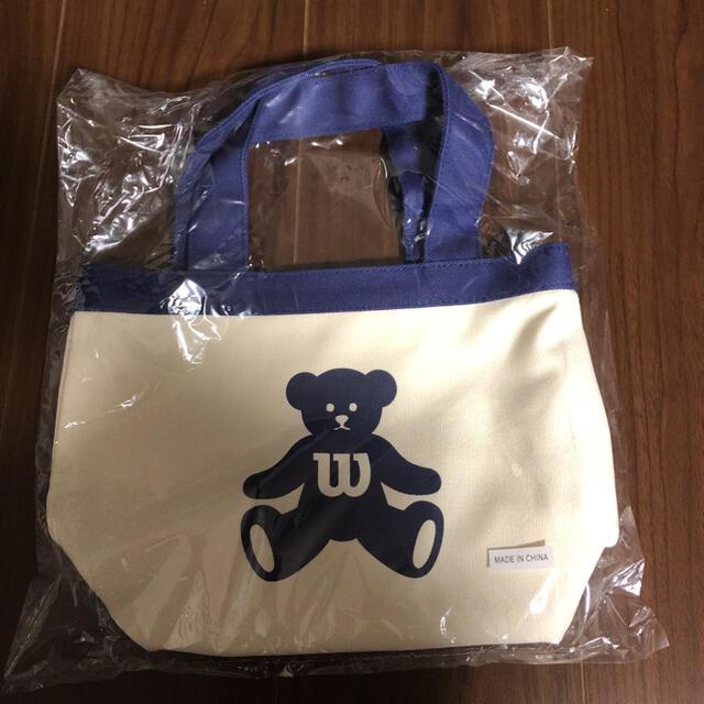 wilson(ウィルソン)のWilson トートバッグ スポーツ/アウトドアのテニス(バッグ)の商品写真