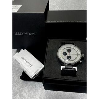 イッセイミヤケ(ISSEY MIYAKE)のISSEY MIYAKE silay003「W」(腕時計(アナログ))