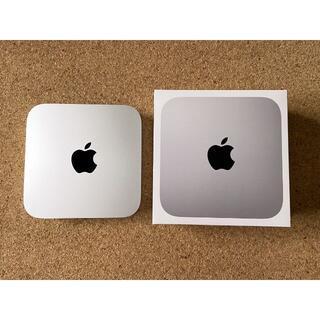 アップル(Apple)のM1 Mac mini 2020 Late A2348(デスクトップ型PC)