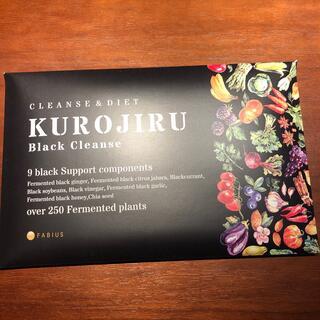 ファビウス(FABIUS)のFABIUS KUROJIRU Black Cleanse  90g 黒汁(ダイエット食品)