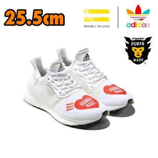 アディダス(adidas)の新品 HUMAN MADE × adidas SOLAR HU 25.5cm(スニーカー)