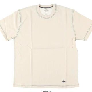 ダントン(DANTON)の空紡糸Tシャツ/DANTON(Tシャツ/カットソー(半袖/袖なし))