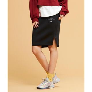 アディダス(adidas)のadidas タイトスカート 新品未使用タグ付き(ひざ丈スカート)