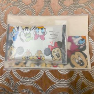 Disney - 新品未使用 非売品 ディズニーストア マルチケース ウエットティッシュ