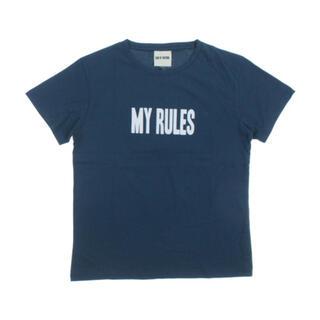 イーブンフロー(evenflo)のSONS OF FREEDOM ネイビー 新品(Tシャツ/カットソー(半袖/袖なし))